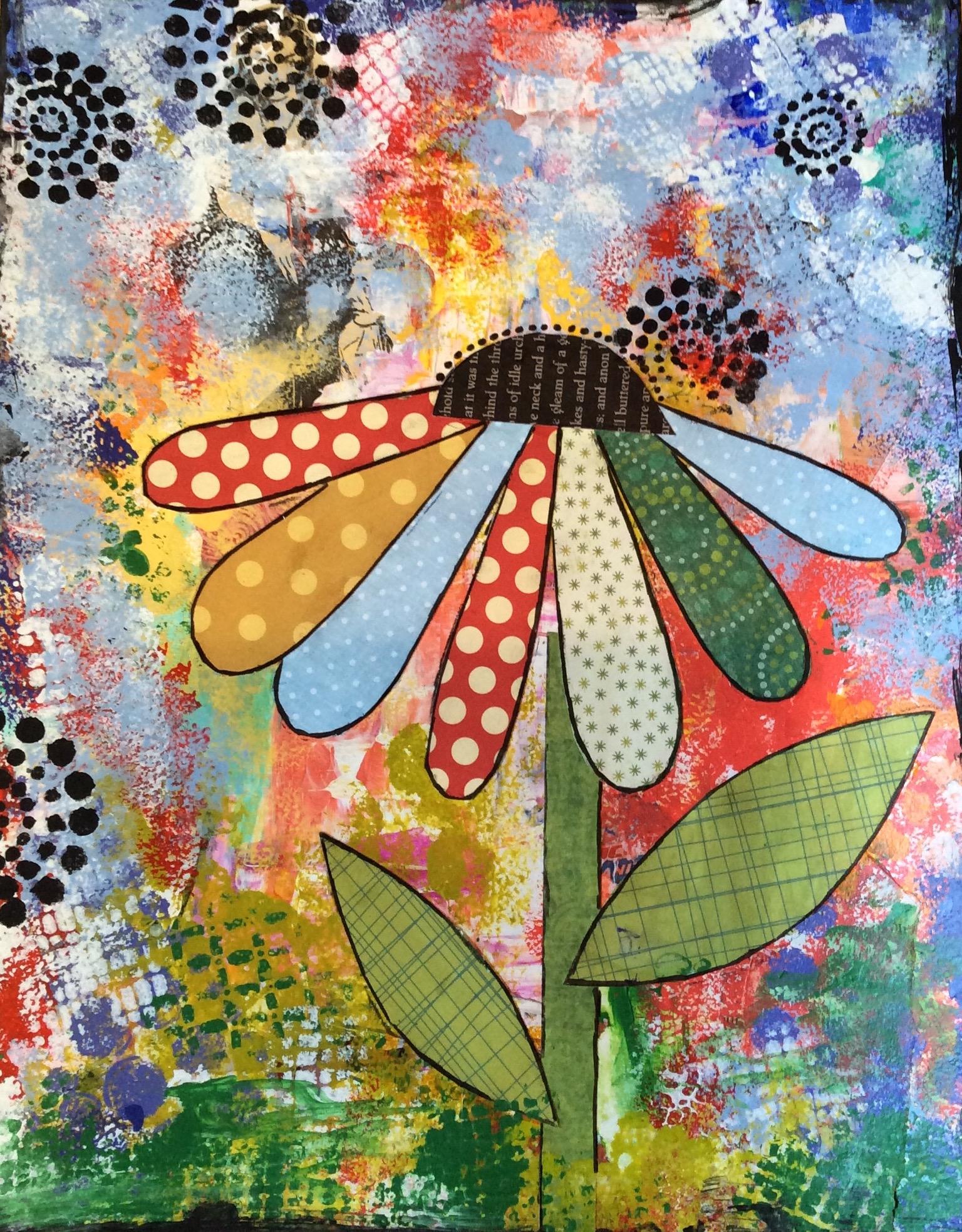 Jody's flower 1