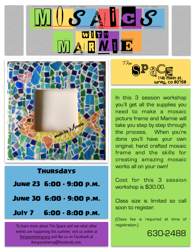 mosaics with marnie